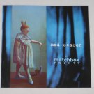 Matchbox Twenty Mad Season Song LYRICS BOOKLET