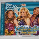 Disney's Karaoke Series The Cheetah Girls One World CD BRAND NEW