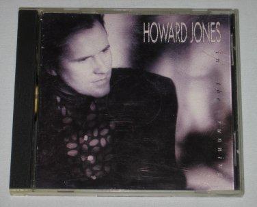 In the Running by Howard Jones 1992 Rock Music CD Elektra Record Label
