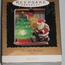 Hallmark Keepsake Ornament Wee Little Christmas Light 1995 Magic Series