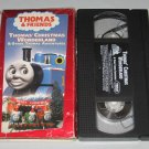 Thomas the Tank Engine Thomas Christmas Wonderland (VHS, 2000)