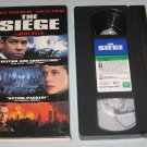 The Siege (VHS, 1999) Denzel Washington, Annette Bening, Bruce Willis, Tony Shalhoub