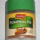 Pumpkin Pie Spice 1.12 oz by Durkee for Breads, Pies Cookies, Desserts