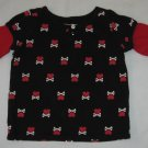 Sprockets Hearts and Bones Long Sleeve Valentines Shirt Top Toddler Size 3T 3 T