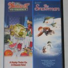 The Nuttiest Nutcracker and The Snowman 2-Disc DVD Set