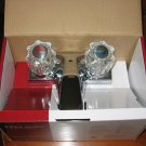 Price Pfister G143-6002 Pfirst Series 4-Inch Centerset Bathroom Faucet Polished Chrome NEW