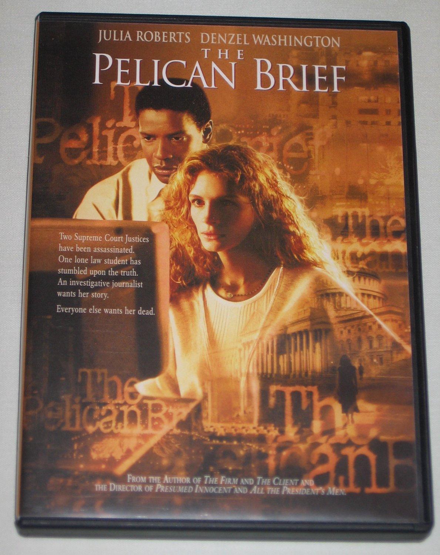 The Pelican Brief DVD Julia Roberts Denzel Washington