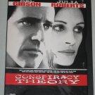 Conspiracy Theory DVD Mel Gibson, Julia Roberts, Patrick Stewart