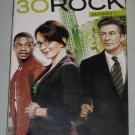 30 Rock Season 1 DVD 3-Disc Set Alec Baldwin, Tina Fey, Jane Krakowski, Tracy Morgan, Scott Adsit
