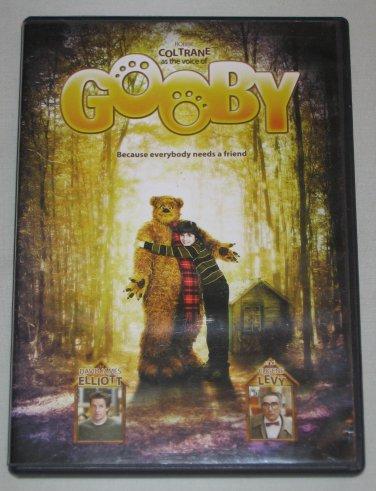 Gooby 2009 DVD Robbie Coltrane, Matthew Knight, Eugene Levy, David James Elliott