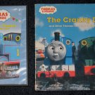 Thomas The Tank Engine Hooray for Thomas DVD & The Cranky Day Book