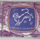 RARE Ensemble Georgika Music from Georgia Volume 1 CD 1997 Cross Currents Label