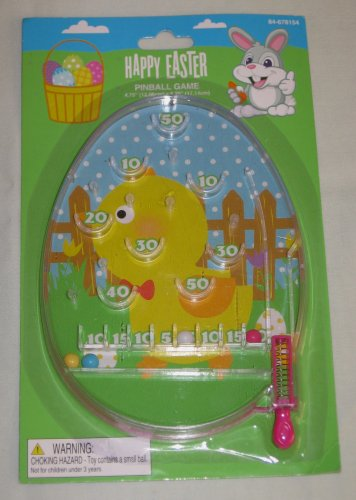 Happy Easter Pinball Game NEW