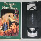 The Juggler of Notre Dame 1982 VHS with Merlin Olson and Melinda Dillon