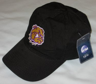 NCAA Leathernecks Adjustable Black Hat Cap New with Tags