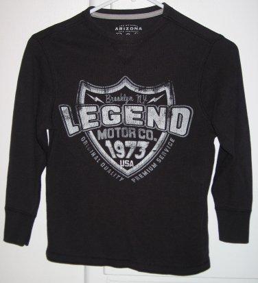 Arizona Jean Company Brooklyn NY Legend Motor Co 1973 Shirt Junior Size Small S