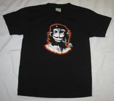 Habana Banana La Habana Traders Club Ensenada Baja Mexico Monkey Shirt Small S NEW