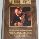 WILLIE NELSON Healing Hands of Time 1994 Promo Cassette Liberty Records 4PRO-19959