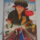 Anastasia VHS Animated Childrens Movie Meg Ryan John Cusack Clamshell NEW Factory Sealed