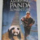 The Amazing Panda Adventure VHS Clamshell Case WB Warner Brothers Family Movie