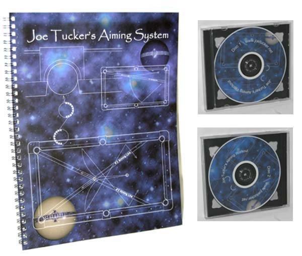 POOL/BILLIARDS JOE TUCKER'S AIMING WORKOUT BOOK/DVD SET
