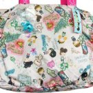 Harajuku Lovers Lollipop Photo Doodle Tote Travel bag Purse style 8319HL NWT