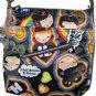 Harajuku Lovers Rainbow Girls  Cross Body bag Purse style 8107HL