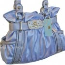 Kathy Van Zeeland ORCHID Studio 54 Belt Shopper Bag