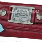 Kathy Van Zeeland PEPPER TAKE FIVE CHECKBOOK Wallet