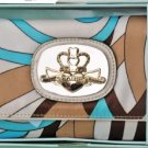 Kathy Van Zeeland Apollo MICHELLE PRINT Clutch Wallet