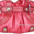 Kathy Van Zeeland GERANIUM Delicious Belt Shopper Bag