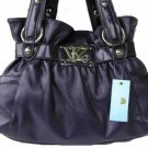 Kathy Van Zeeland AMETHYST Triple Play Belt Shopper