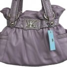 Kathy Van Zeeland IRIS Triple Play Belt Shopper NWT