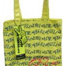 Whatever It Takes YELLOW  Gwen Stefani Tote Bag Purse