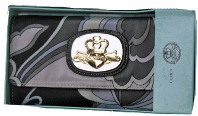 Kathy Van Zeeland Apollo Majestic Clutch Wallet NEW!