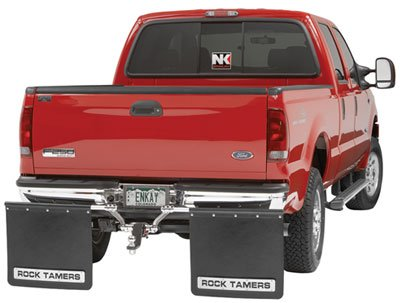 Rock Tamers Mud Flap System