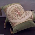 Two Soft Velvet Tapestry Cushions For Sofa Or Bedroom