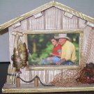 Gone Fishing Photo Frame