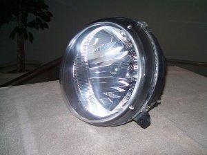 2005 Jeep Liberty Used OEM Right Passenger Side Headlight / Head Lamp