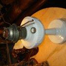 LINCOLN DRAPE OIL KEROSENE LAMP ALADDIN