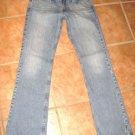Lucky Brand sz4 long Lowrise Lightweight JEANS