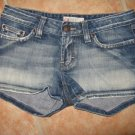 BKE Starlite STRETCH lowrise~sz26 JEAN Shorts