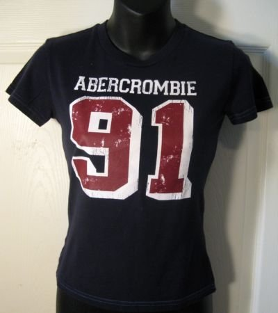 Abercrombie & Fitch small Casual Designer shirt