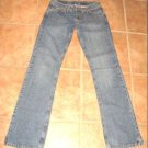 LUCKY BRAND~0 reg~Distressed~slim~lowrise~JEANS
