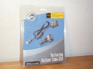 Palm    Recharging Hot Sync USB Cable  P10884U