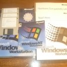 MS Windows NT Workstation V4.0