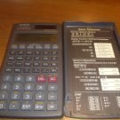 Casio fx-300W S-VPAM Advanced Scientific Calc  Dual Power