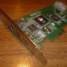 SiiG  FireWire 400/800 3-Port PCIe