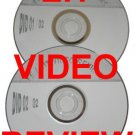 EIT FE Engineering Exam Review Study VIDEOS - 2 DVDs