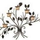 Leighton Wrought Iron Wall Sconce